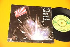 PINK-FLOYD-7-034-NOT-NOW-JOHN-ORIGINALE-UK-1983-EX-TOOOPPPP