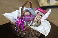 Jamberry gift baskets