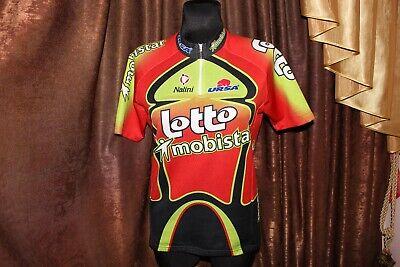 Nalini Lotto Mobistar Ursa Cycling Jersey NLV