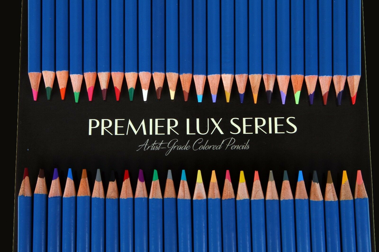 Bayland Premier Lux Series Colored Pencils  for Adults/Artis