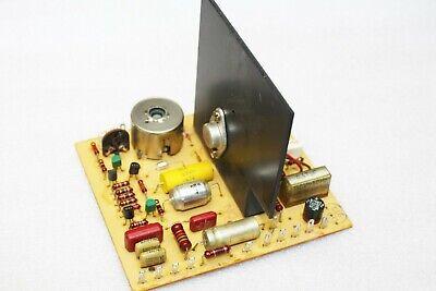 Platine Capstan 1.077.725-01   SPEED CONTROL Board