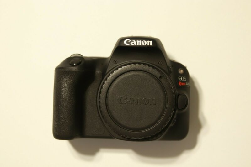 Canon EOS Rebel SL2 | USED & IN EXCELLENT CONDITION