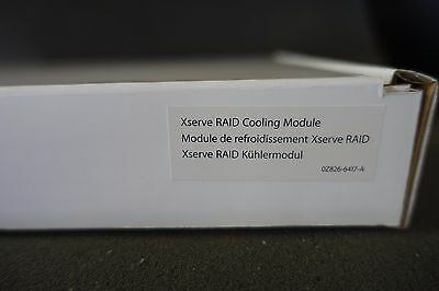 Apple Care Xserve RAID Cooling Module 603-4406 /0Z826-6417-A
