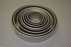 PME-Round-Cake-Tin-pan-3-deep-Sizes-3-to16-inches-tiered-tins-FAST-DESPATCH