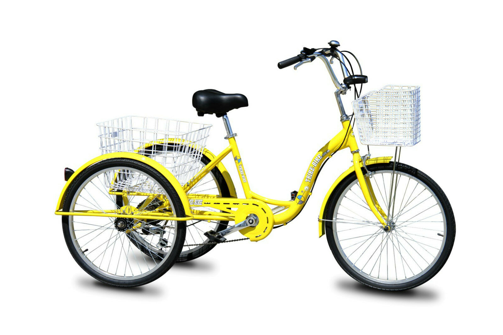 Взрослый 3 колёсный велосипед
