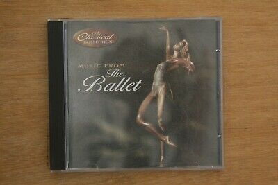 Music from the Ballet   (Box C784) Ballet Music Box