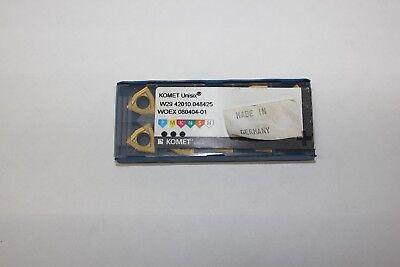 Komet Tooling Insert W29 42010.048425 Woex 080404-01 Bk8425 10 Ea. Inserts