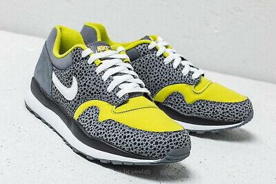 Nike Air Safari SE Flint Grey White Cactuss Black Size 12 A03298 Sneakers New