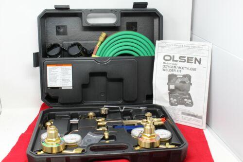 Olsen Medium Duty Oxygen/Acetylene Welder Kit