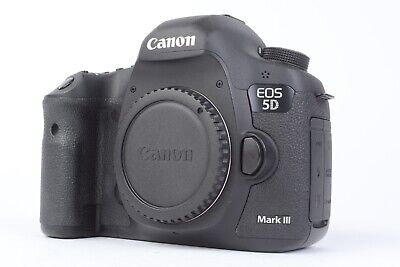 Canon EOS 5D Mark III 22.3MP Digital SLR Camera - SC:42,183 (Body Only) #M00654