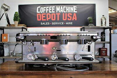 Rancilio Classe 8 High Cup 3 Group Commercial Espresso Coffee Machine