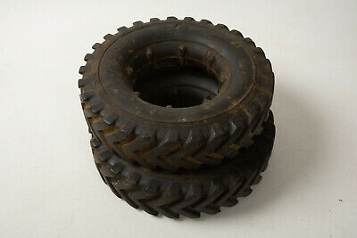 10 Solid Rubber Firestone Welder Cart Wheelsp4ltires Heavy Duty Vintage Dolly