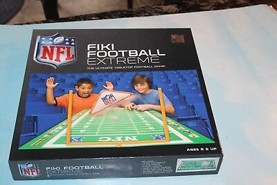 Fiki Sports Nfl Football (NFL Fiki Football Extreme AFC NFC Ultimate Tabletop Board Game)