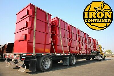 Roll Off Dumpsters Containers Texas Pride Super Duty Built To Order Sale