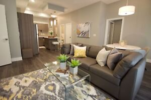New Executive 1 Bedroom Plus Den in Strathcona Off Whyte Ave