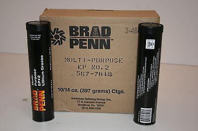 Brad Penn Multi Purpose Ep  2 Lithium Bearing Grease Gun 10 14Oz Marine Chassis