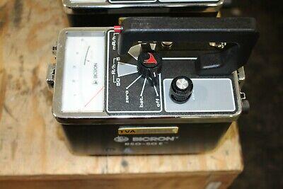 Bicron Rso-50e Radiation Survey Meter