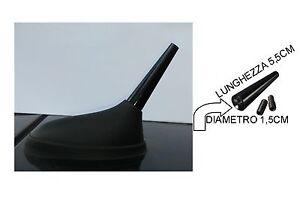 Antena-5-5-cm-Negro-Autorradio-Renault-19-21-2-Clio-Modus-Espace