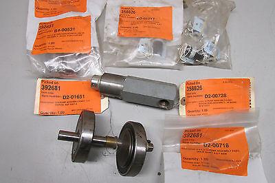 V-5 and V-10 Hydraulic Pump Parts Lot  - Hydraulic Pump Parts