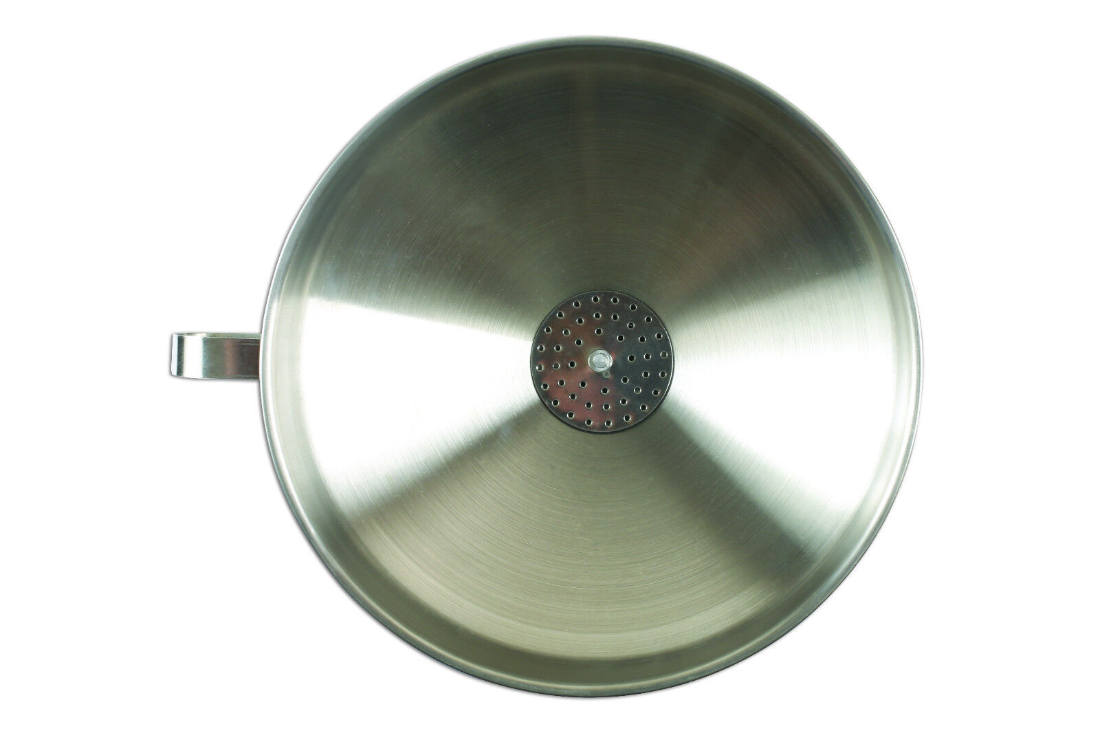 SS201 Stainless Steel Funnel Set 100mm 120mm 140mm Ideal For Kitchen!