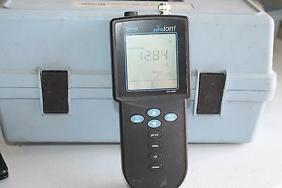 Hach Sension 1 Multimeter For Ph Testing With Case