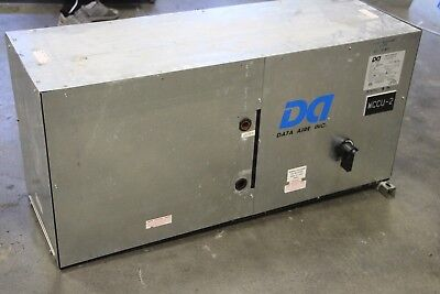 Data Aire Dawc-0434 460v 3-ph 60hz 1.5hp Hvac Compressor Evaporator Cooler