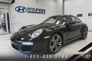 Porsche 911 2012 + BLACK EDITION + CHRONO PACK + TOIT + 22 019 K