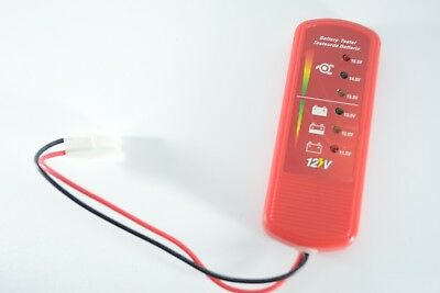 Battery Tester for Viper Icon, MK3 & Storm Bait Boats