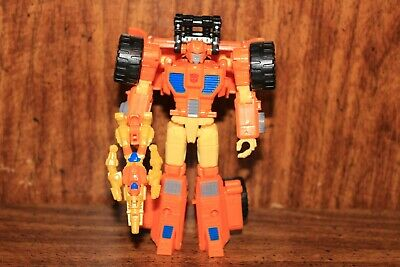 Transformers generations deluxe SCOOP 30th anniversary figure - excellent tf74