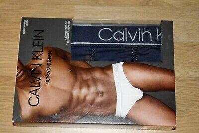 Men's Calvin Klein ULTRAMODERN ultra low rise Briefs size Large