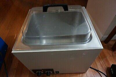 Lab-line 18900 Water Bath Waterbath Large Preparative Prep 16x12x12 Inch Ln