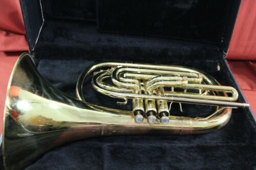 King Bb Marching French Horn