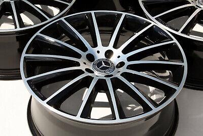 Original Vielspeichen AMG 20 Zoll Mercedes Felgen S-Klasse W222 W217 2224010500