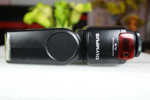 EX-Olympus FL-40 flash for Olympus digital camera