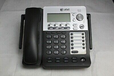 Lot Of 10 Att Synj Sb67138 4 Line Business Office Deskset Phones With Handsets