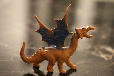 Realistic Dinosaurs bootleg of Arco's The Sword & the Sorcerer dragon figure #4 (Realistic Toy Swords)