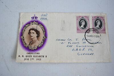 Malaya/Singapore 1953  Queen Elizabeth Coronation 12 Stamps