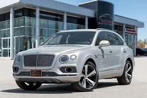 2017 Bentley Bentayga NAIM AUDIO|NAVIGATION|PANO ROOF|600HP!!