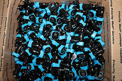 100 Lot Car Adapter Charger Usb Port Wholesale New for Iphone, Samsung Galaxy