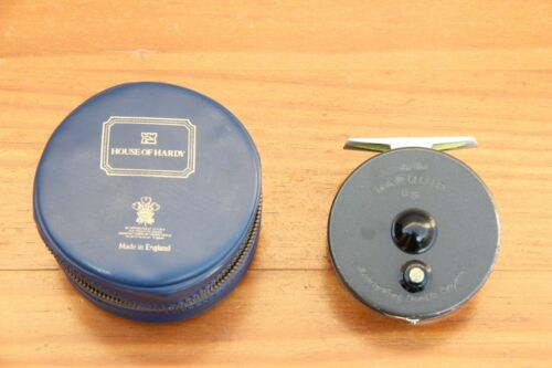 HARDY MARQUIS #5 SILENT CHECK FLY REEL