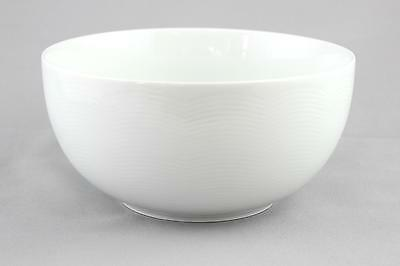 A classic white Arzberg serving bowl. German design