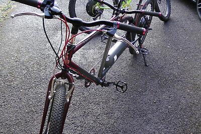 Tandem Ebike Electric Bike  26inch Wheel  36V 500W Motor