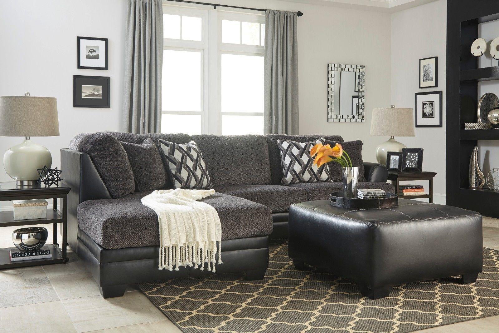 Ashley Furniture Kumasi Sofa Sectional and Chaise