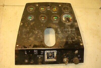 1974 Case 1370 Tractor Dash Instrument Panel