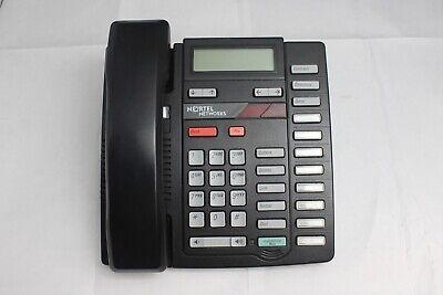 Lot 10 Aastra Nortel 9316cw Single Line Analog Black Business Office Phones
