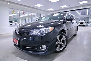 2013 Toyota Camry  SE, ONE OWNER, CLEAN CARPROOF, NON SMOKER