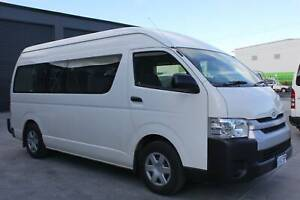 Toyota HiAce Commuter 2013 Turbo Diesel Auto Mowbray Launceston Area Preview