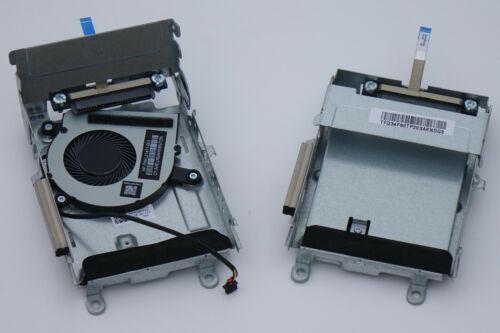 HP EliteDesk 800 ProDesk 600 G4 G5 Mini Hard Drive Caddy w SATA Cable and? Fan