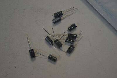 47uf 63v Capacitors Lot Of 10