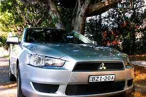 Mitsubishi lancer 2011 Mayfield East Newcastle Area Preview